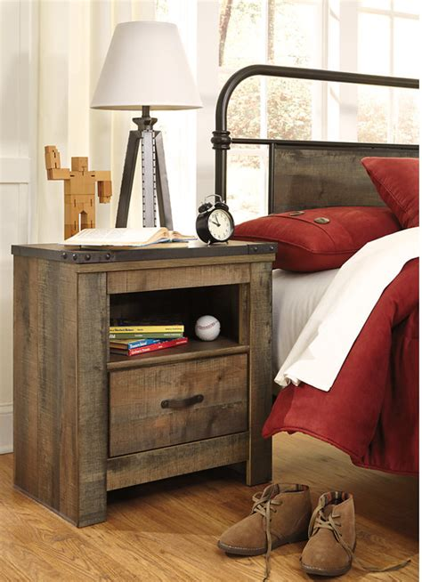 trinell nightstand by furniture turner s budget