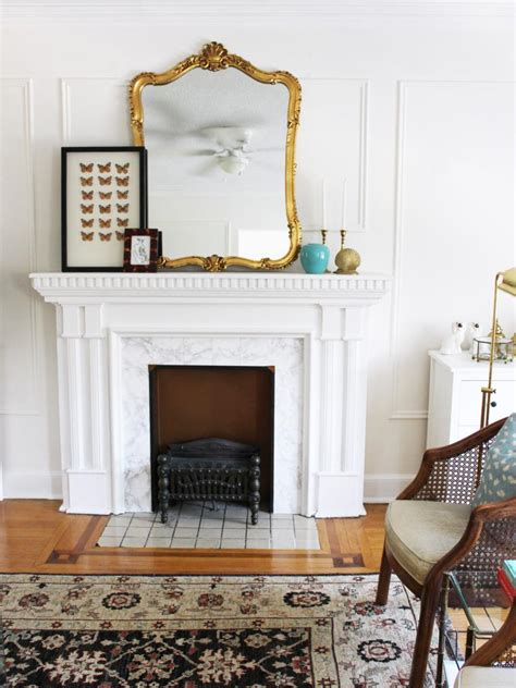 modern faux fireplace 15 fireplace remodel ideas for any budget hgtv