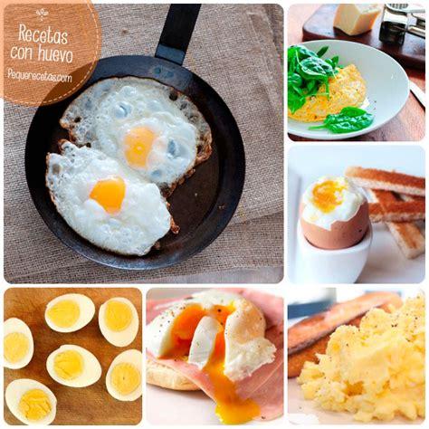 recetas de cocina de huevos 6 recetas con huevo b 225 sicas 161 aprende todos los trucos