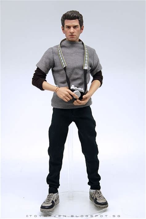 figure kitbash toyhaven kitbash 1 6th scale andrew garfield as
