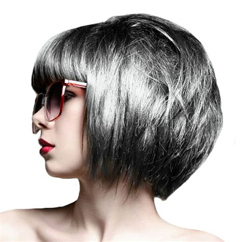 best non permanent hair color for grey hair 25 best ideas about permanent silver hair dye on