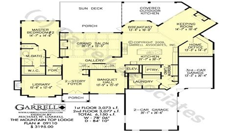 Rustic Mountain Home Floor Plans | rustic mountain home designs rustic mountain house floor