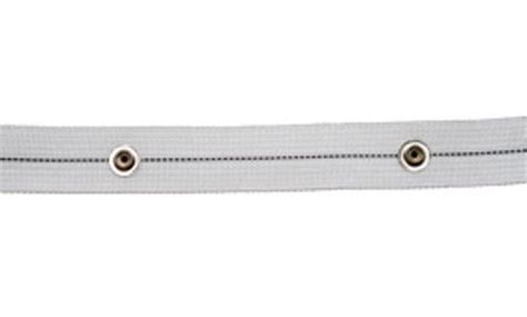 curtain snap tape recmar curtain track snap tape 3090 ebay