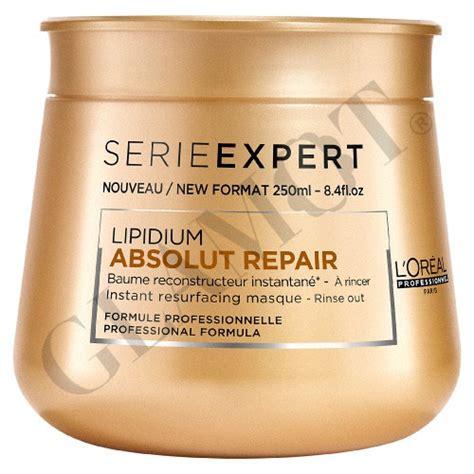 Loreal Professionnel Absolut Repair l or 233 al professionnel s 233 rie expert absolut repair lipidium mask glamot