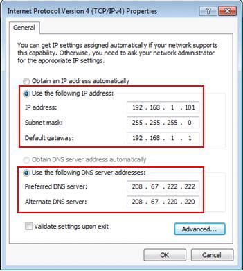reset ip 1880 manual quick way to configure ip address and other network