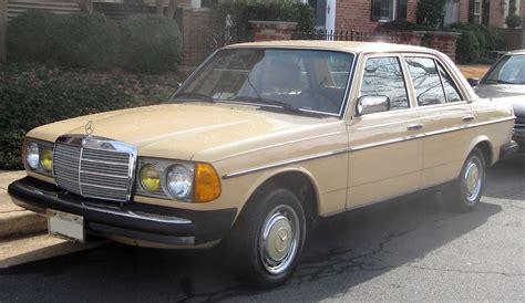 classic mercedes sedan car guy s paradise mercedes benz w114 115 w123 w124 e