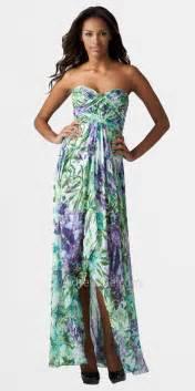 tropical print evening dresses 2016 prom dresses