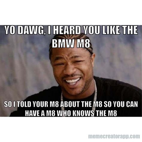 M8 Meme - bmw m8 the wait is killing me meme