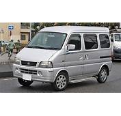 """Suzuki's Electric """"Every"""" Van Launches In Japan For Real"""