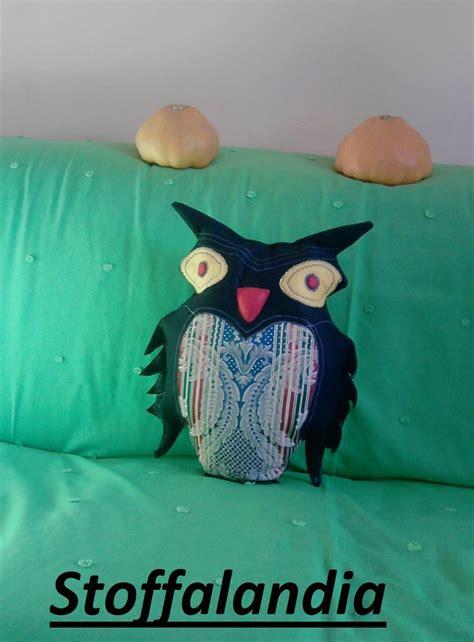 cuscini regalo cuscino gufo idea regalo per la casa e per te