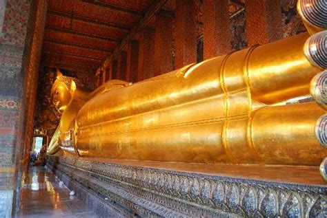 Reclining Buddha Temple Bangkok by Tour Temple Of The Reclining Buddha Wat Pho