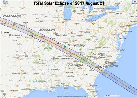 us map solar eclipse 2017 total eclipse of sun august 21 2017 astronomy