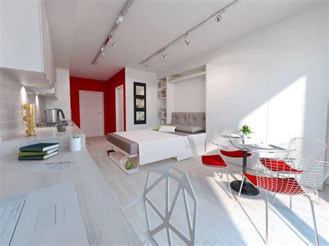 stylish  functional suburban small condo apartment