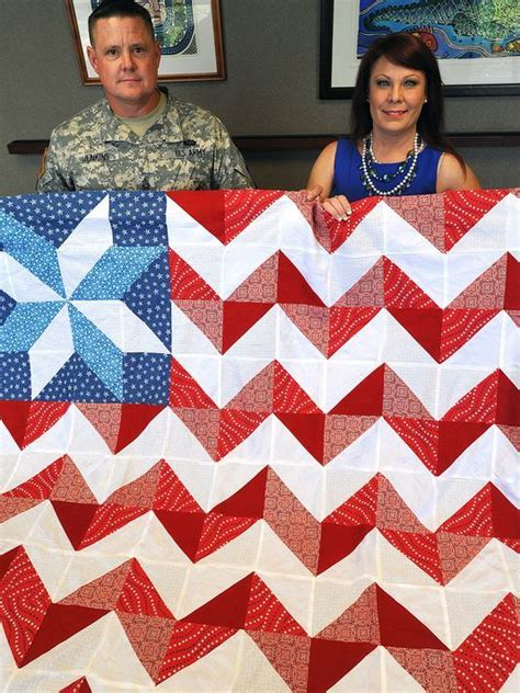 miss s quilt for veterans gains global support