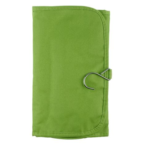 Toiletry Travel Bag Hanging Canvas Travel Toiletry Hanging Bag Folding Organizer Lw Ebay