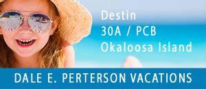 okaloosa island beach vacation condos