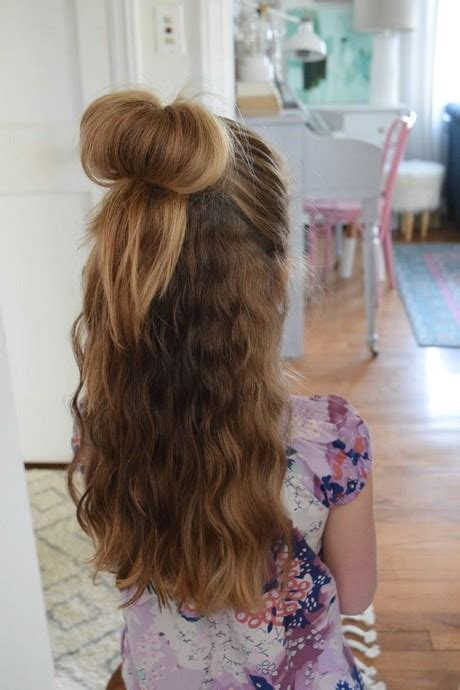 easy girls hairdo easy hairstyles for kids girls