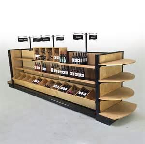 Rack In Store Liquor Store Shelving Retail Wine Racks And Displays