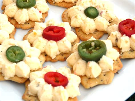 canape recipes to freeze spicy cheese canap 233 s t makes three