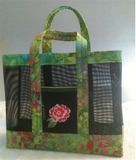 no pattern tote bag 17 best beach bags mesh images on pinterest beach bags
