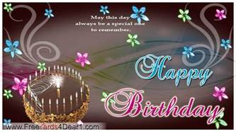 may this day always be a special one to remember birthday greetings greeting cards