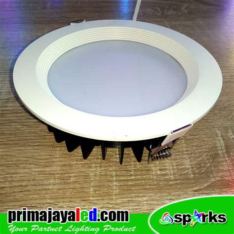 Downlight Panel Led Ib Bulat Putih 12w 12watt Dl Inbow Masuk Plafon panel led bulat 12w luxwell prima jaya led