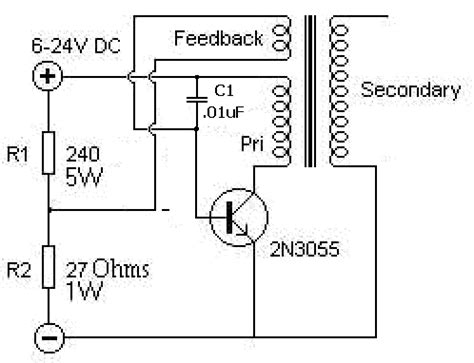 induction heater with transformer free energy zvs driver schematic 3055 driver schematic elsavadorla