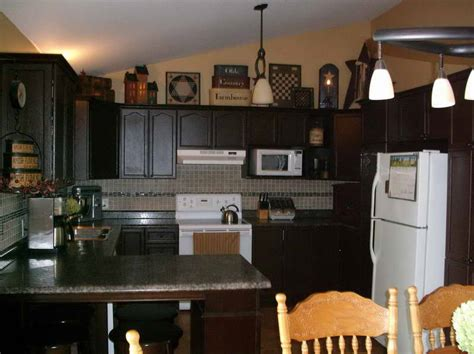 decorating ideas for kitchen counters kitchen primitive decorating ideas for kitchen with