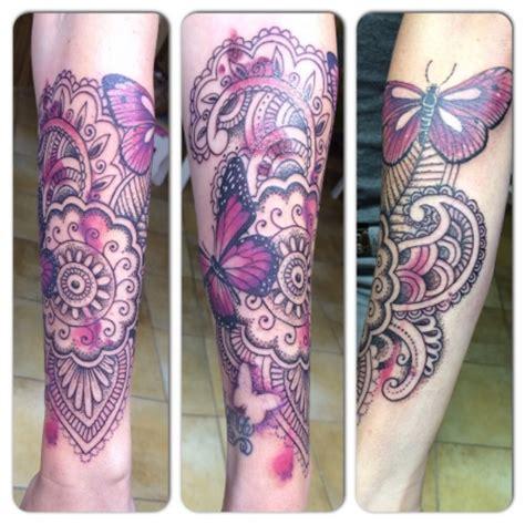 tattoo mandala unterarm lillix007 unterarm m 228 dchen mandala tattoos von tattoo