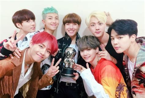bts m countdown bts take home 1st win for fire