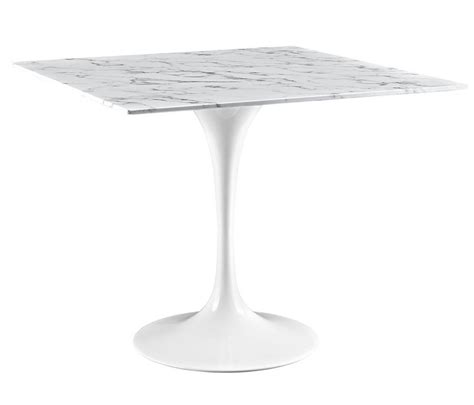 Dining Room Round Table 10 white marble dining tables you ll adore