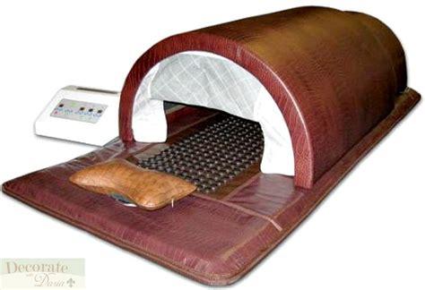 Detoxing Germanium by Germanium Sauna Dome Fir Far Infrared Heated Mat