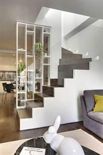 le an decke befestigen designs d escaliers avec garde corps en verre archzine fr