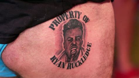 tattoo of us ryan just tattoo of us fans are calling ryan ruckledge and