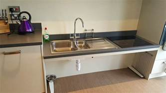 Handicap Kitchen Sink The Rings Fantastic Accessible Cottage In Scotland