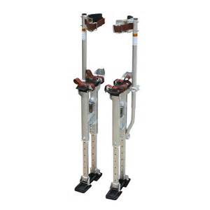 drywall tools home depot pro series 18 in to 30 in adjustable height drywall
