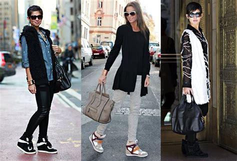 Fashion Wedges Sneakers Kode 1688 sneaky sneakers runway translator