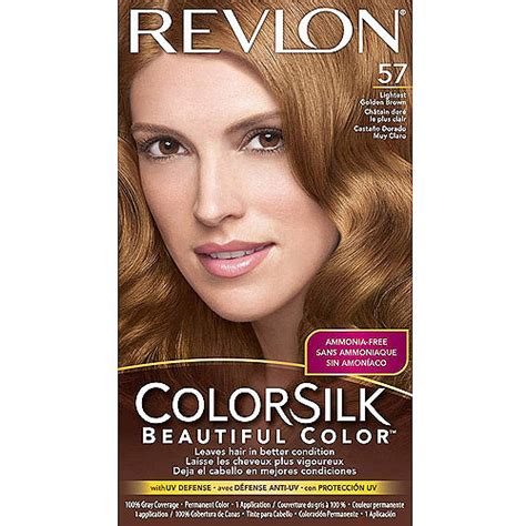revlon brown hair color revlon light brown hair color images