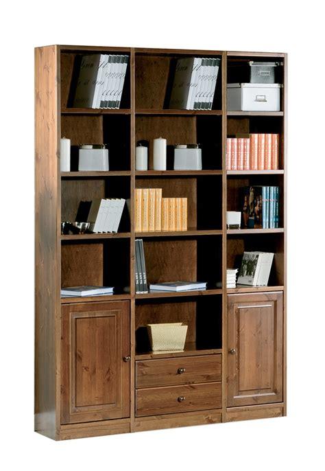 librerie rustiche librerie componibili rustiche libreria l 160 h 234