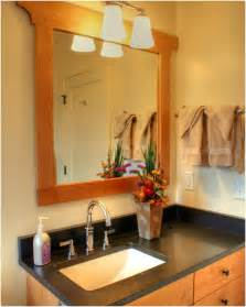 Decorating Ideas For Bathroom by Bathroom Decor On Corner Bathroom Vanity