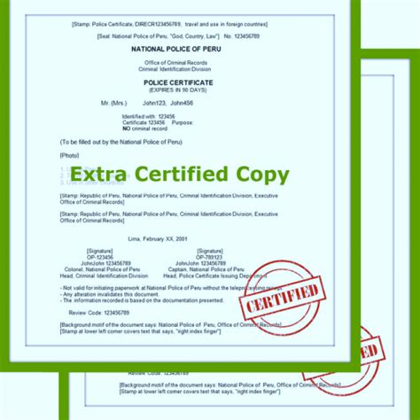 Certified Copy Of Criminal Record Certified Copy Translation Services Toronto Localization Voice