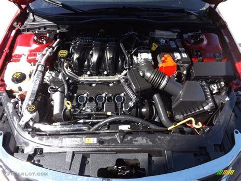 how cars engines work 2011 ford fusion engine control 2012 ford fusion sel v6 engine photos gtcarlot com