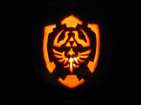 zelda pumpkin pattern image gallery triforce pumpkin