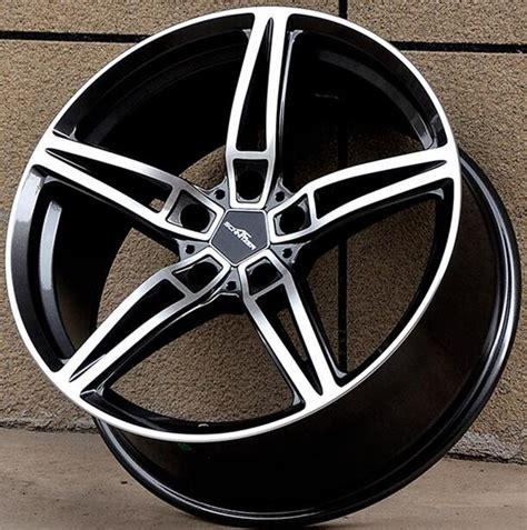 High Performance 18x8 0 19x8 5 5x120 Car Aluminum Alloy