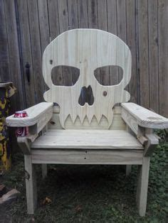 Skull Chair For Sale by Adirondack Skull Chairs For Sale Wood Cedar Custom