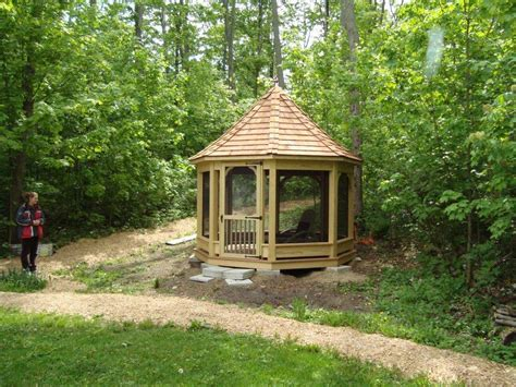 commercial gazebo commercial custom gazebos countryside gazebos canada ltd