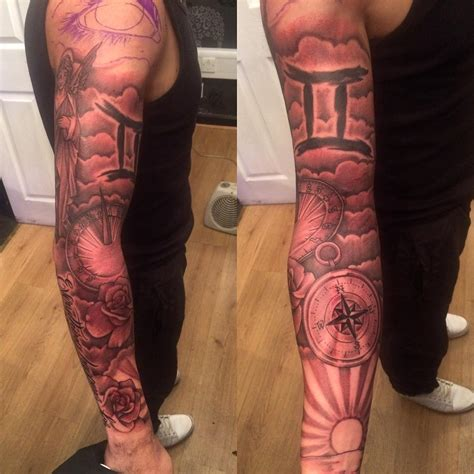 gemini tattoos for guys 50 best gemini designs and ideas for