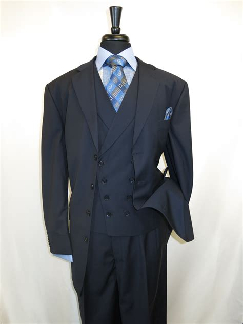 Single Breasted Vest 8 button breasted suit hardon clothes