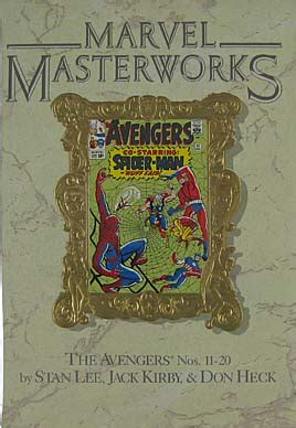 marvel masterworks the vol 11 books comic sequential golden silver age 1938 1970