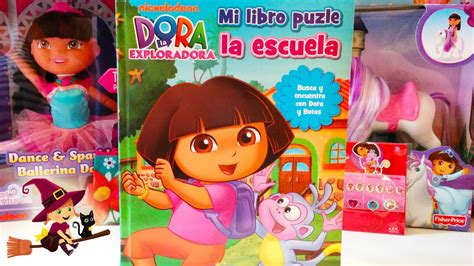libro the search warrant dora dora la exploradora el libro puzzle de dora youtube